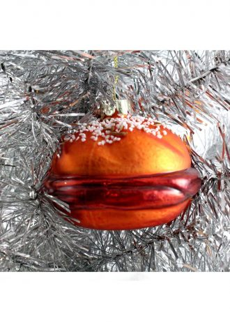 Beef on Weck Buffalo ornament
