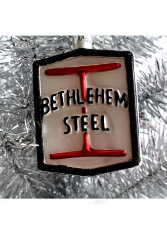 Bethlehem Steel Buffalo ornament