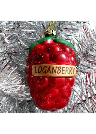 Loganberry Buffalo ornament