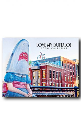 Love My Buffalo 2020 calendar-web