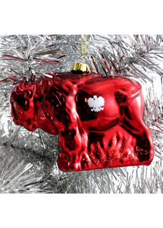 Polish Buffalo ornament