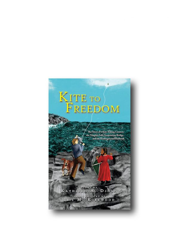 Kite to Freedom Book Cover